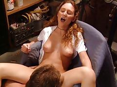 Young Jen gets laid tube porn video