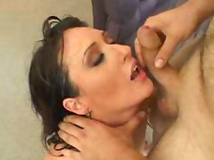 Mother, Bitch, College, Cougar, Couple, Cumshot