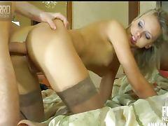 anal creampie a rusa blonde sexy hot I