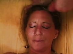 Mature lady anal drilled by horny guys tube porn video