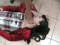 Fumiko Trampled And Foot Worship tube porn video