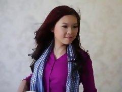 Thanh Huyen ao ba ba porn tube video