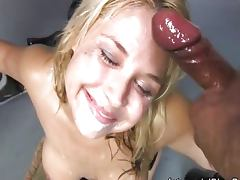 gangbang hot interracial tube porn video