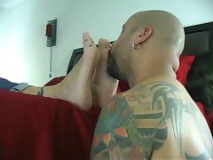 Latina Foot Worship