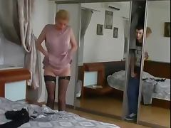 Caught, Caught, Cougar, Mature, MILF, Mom