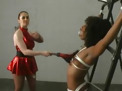 Femdom and slave