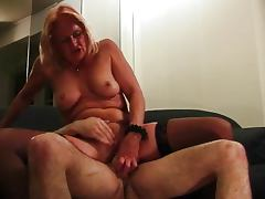 Naughty mature wants a dick