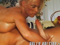 Holly Halston Holly's Tea Party pt 2 tube porn video
