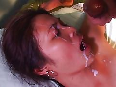 Banging that hot Asian pussy