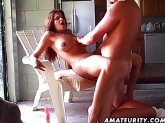 Amateurs hardcore fun tube porn video