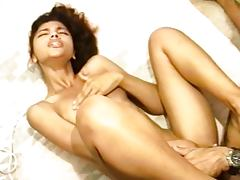 Latin babe likes it in her ass