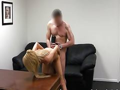 Audition, Audition, Casting, Couple, Ethnic, Lick