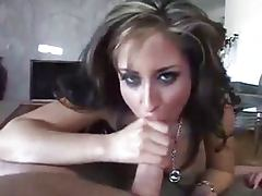 Nikki Nievez and August share a cock