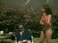 Bar, Bar, Nude, Vintage, 1980