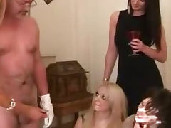 CFNM, CFNM, Cum, Cumshot, Domination, European