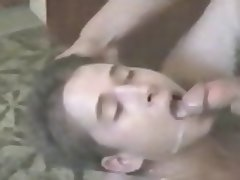 Cum eater porn tube video