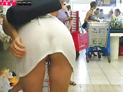 Accidental Upskirts tube porn video