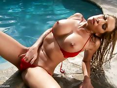 Get Wet With Kayla and enjoy your masturbation