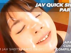 Jav Quick Shots 02 Japanese Cumshot Compilation