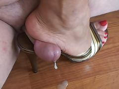 shoejob tube porn video