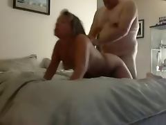 Mature couple a solid fuck