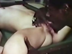 retro interracial