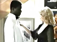 Retro Interracial Blonde Porn 1 tube porn video