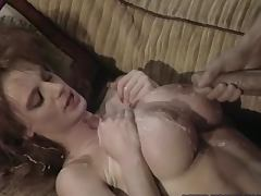 Big Jug Skank Titty Fucked and Shot With Jizz
