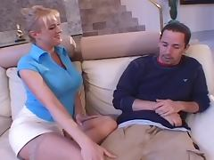 Loud Dirty Talking Mom Needs Young Cock tube porn video