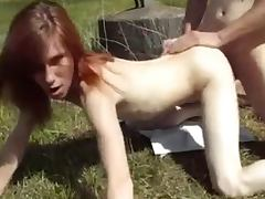 Young, 18 19 Teens, Outdoor, Young, Teen Amateur