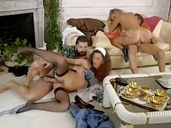 French Lady and Maid Innerworld tube porn video
