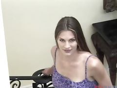 Gorgeous Teen Fucking Her Older Boyfriend