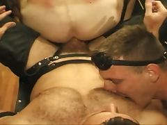 Horny bdsm gay sex
