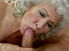 No Cake Today If You Don't Fuck This Old Granny's Cunt
