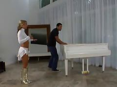 Piano, Interracial, Piano