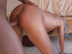 Sexy Courtney Simpson gets some hard sex