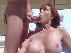 Twyla Fake Tit Cocksucker