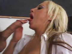 Classroom fuck from anal recruiters 2