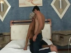 Handsome Gay Guy Gets His Tight Ass Pounded porn tube video