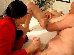 German amateur FFM part 4 tube porn video