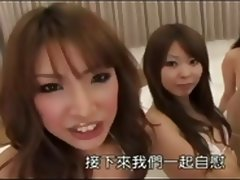 10 Sexy pretty Japanese girl's hot cunt fucked and creampied