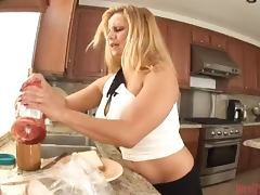 Busty Mommy's Fucked Silly In A Wild Threesome