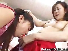 Teen Futanari Babysitters