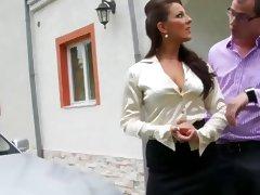 sex in car porn tube video