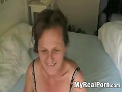 Mature first blowjob with young lover tube porn video