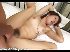 Beautiful hooker from chinese enjoys sex