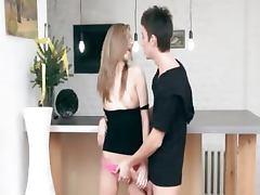 obscenely skinny babe screaming sex tube porn video