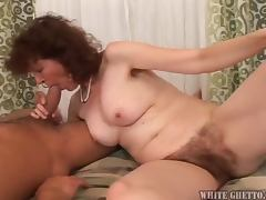 Cock Craving Mature Gal Giving an Amazingly Skillful Blowjob tube porn video