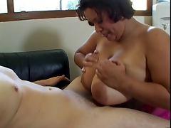 Big Cock, BBW, Big Cock, Big Tits, Boobs, Cum