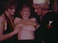 Sailor's Double tube porn video